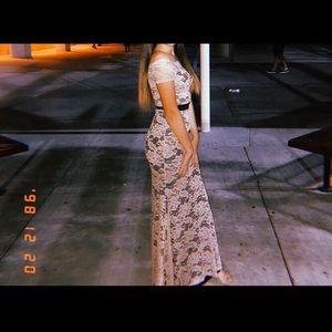 Formal Lace Dress